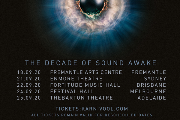 Decade of Sound Awake - Rescheduled